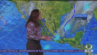 Tormenta invernal y frente frío 10 dejarán de afectar a México