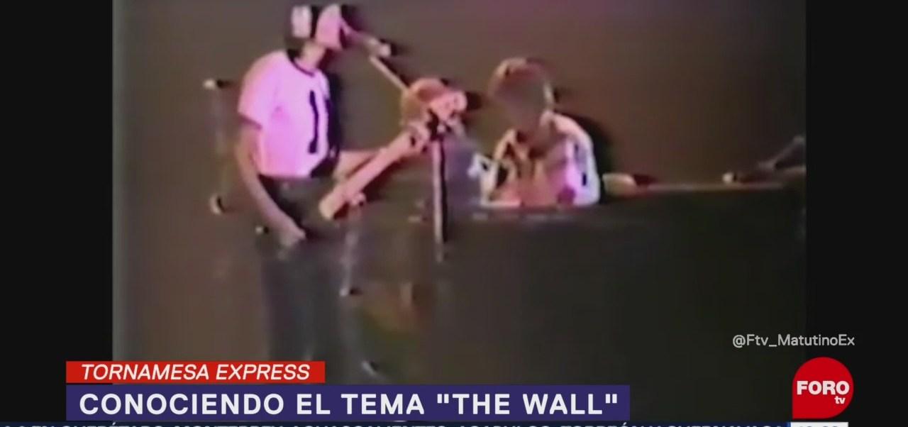 Tornamesa Express: 'The Wall'
