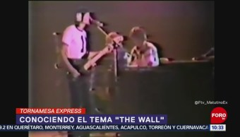 Tornamesa Express: 'The Wall'