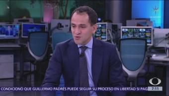 Transición extensa afecta a mercados, dice Arturo Herrera