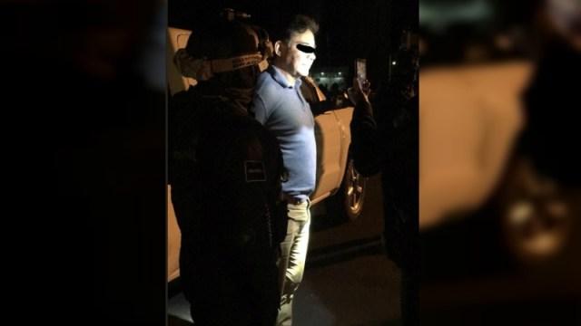 Eugenio Hernández, fue trasladado a penal de máxima seguridad