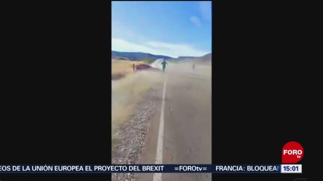 Tres Muertos Embestidas Por Un Vehículo Arrancones Zacatecas Carrera De Arrancones Municipio De Valparaíso