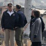 Trump visita California por devastación de 'Camp Fire'