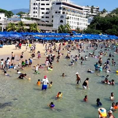 Se reporta saldo blanco durante fin de semana largo en Acapulco