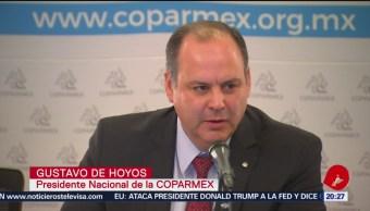 Coparmex Gobierno Electo No Haya Más Bomberazos