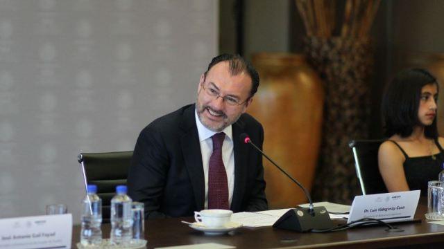 Videgaray pide a ONU debate sobre nuevas tecnologías