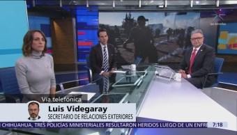 Videgaray: Críticas a condecoración para Kushner reflejan postura hacia Trump