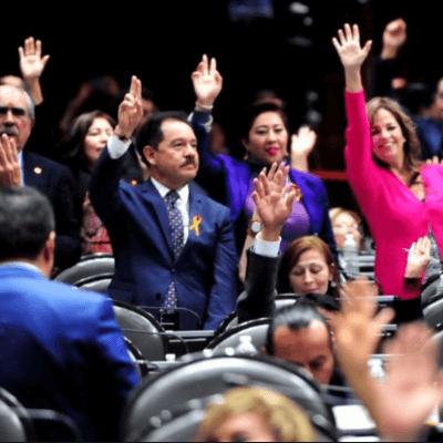 Diputados aprueban restaurar Secretaría de Seguridad Pública