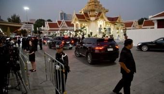 tailandia funeral club leicester futbol vichai