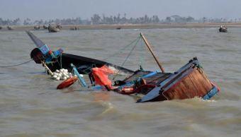 Doce muertos tras accidente de barco en Nigeria, la mayoría
