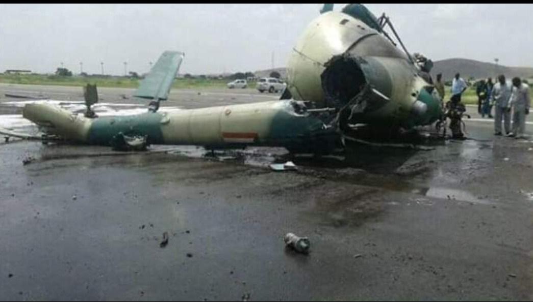 Gobernador de Sudán y seis personas mueren en accidente