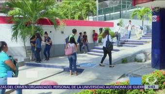 Adelantan vacaciones en Universidad de Guerrero por amenazas del crimen organizado