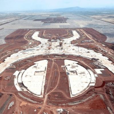 Tenedores de bonos del aeropuerto aceptan oferta, informa Hacienda