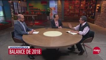 Agenda Pública Balance del 2018