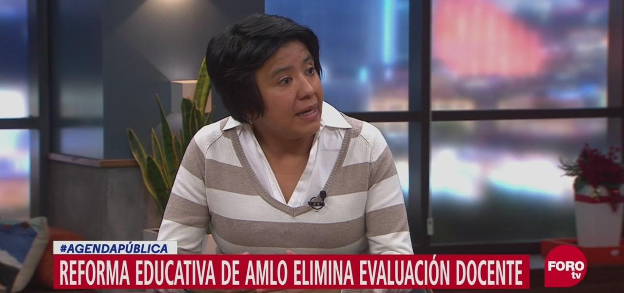 Reforma educativa de AMLO elimina la evaluación docente