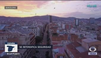 Alerta en Barcelona por posible ataque