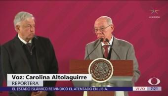 AMLO garantiza transparencia en investigaciones del accidente de Puebla