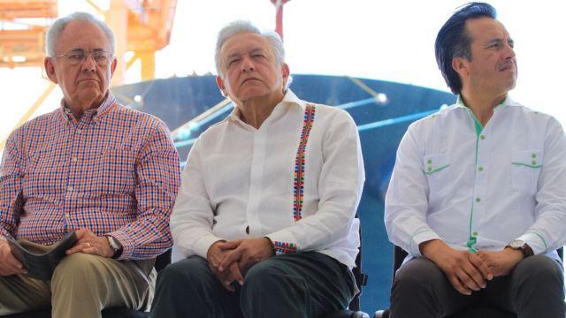 AMLO anuncia en Oaxaca el Plan de Desarrollo del Istmo de Tehuantepec