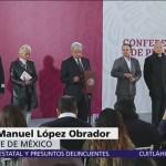 AMLO ofrece la primera conferencia matutina de su Gobierno