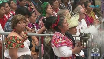 AMLO presenta Programa Nacional de los Pueblos Indígenas
