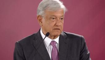 AMLO anuncia iniciativa para suspender fuero del presidente