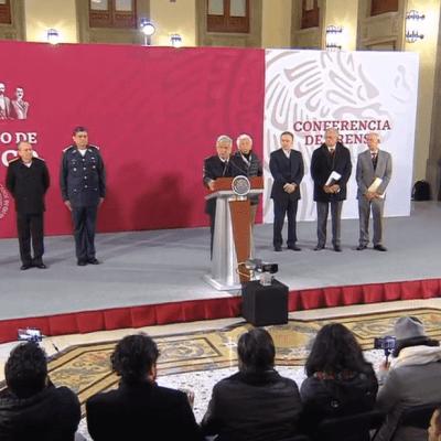 Denuncia AMLO ambiente 'mezquino' luego de tragedia en Puebla