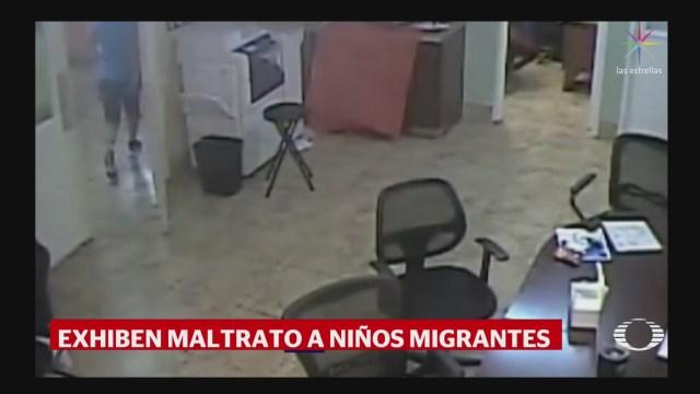 Arizona: Video Muestra Maltrato A Menores Migrantes, Arizona, Video Muestra, Maltrato A Menores Migrantes, Difundieron Imagines, Albergue Hacienda Del Sol, Southwest Key, Maltratando A Niños Migrantes
