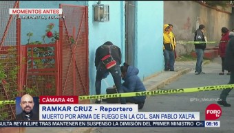 Asesinan a un hombre en Tlalnepantla, Edomex