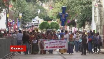 Así Celebran Virgen De Guadalupe México