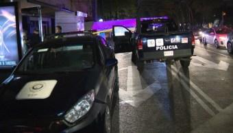 Atropellan a dos agentes de Policía CDMX en alcoholímetro