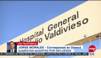Aumenta Cifra Muertos Por Influenza En Oaxaca