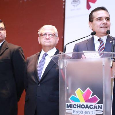 Silvano Aureoles presentará controversia constitucional contra superdelegados