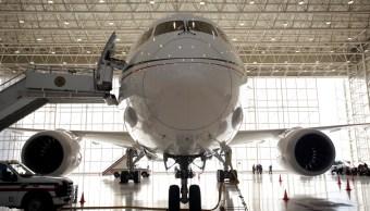 Así es el lujoso avión presidencial que AMLO puso a la venta