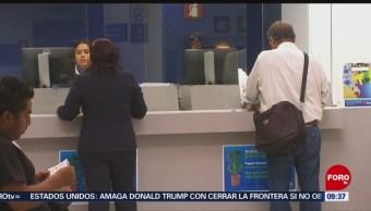 Bancos no abrirán el 1 de enero