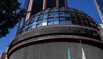 Foto: Sede de la Bolsa Mexicana de Valores (BMV) en la Ciudad de México, México