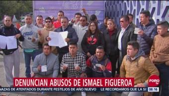 Bomberos piden a autoridades de CDMX detener abusos de líder sindical