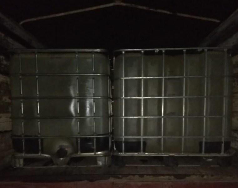 Guanajuato: Hallan camioneta con 5 mil litros de 'huachicol'