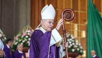 Cardenal Aguiar Retes llama a reclusos a dejar negatividad