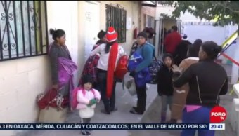 Centroamericanos Colapsan Casa Del Migrante Chihuahua