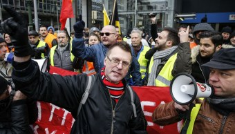Suman 7 muertos en transcurso de protestas en Francia