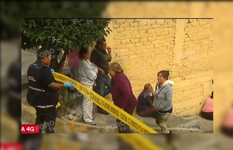 Asesinan a dos adultos mayores en Lomas de Chamapa, Edomex