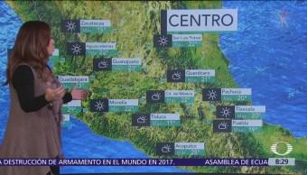 Clima Al Aire: Cielo despejado y sin lluvia en el Valle de México