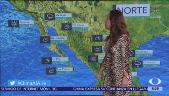 Clima Al Aire: Pronostican cielo nublado, neblina y lluvias aisladas en CDMX