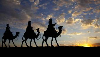 En sitio web papá demuestra a hija existencia de Reyes Magos