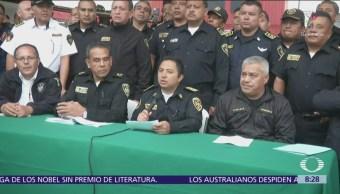 Concentración de bomberos afecta la Calzada de La Viga, CDMX