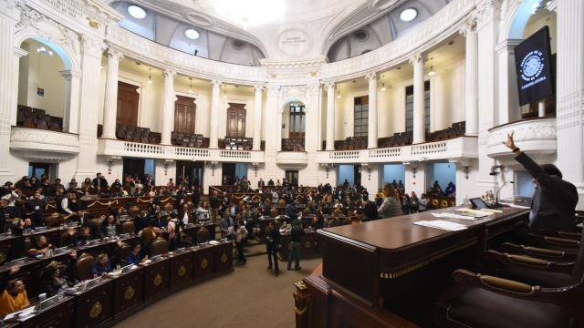Congreso CDMX aprueba Código Fiscal y Ley de Ingresos 2019