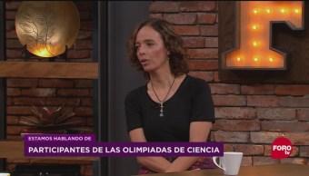 Convocatorias de Olimpiadas de Ciencias en México
