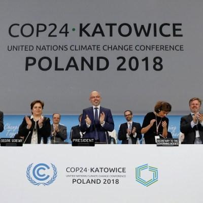 Cumbre del clima sella las reglas para aplicar el Acuerdo de París