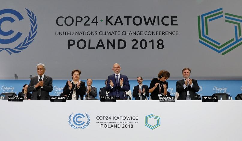Cumbre del clima sella reglas para aplicar Acuerdo de París