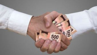 Nueve de cada 10 mexicanos opinan que la corrupción es práctica frecuente
